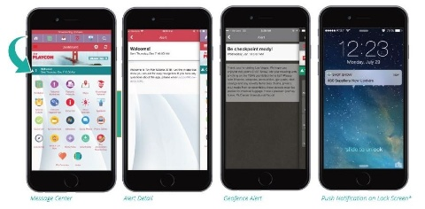 Picture of Mobile App Push Message